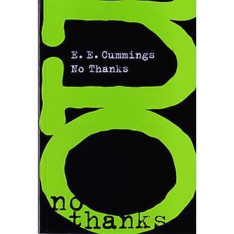 Não, obrigado por Cummings & E. E.