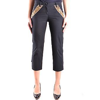 Love Moschino Black Cotton Pants