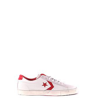Converse vit läder Sneakers