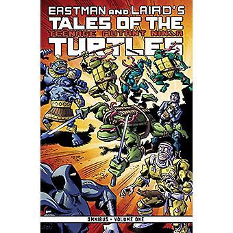 Berättelserna om Teenage Mutant Ninja Turtles Omnibus volym 1 av Kevin B. Ea