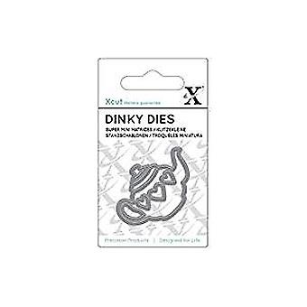 Xcut Dinky Die Tea Pot (XCU 503378)