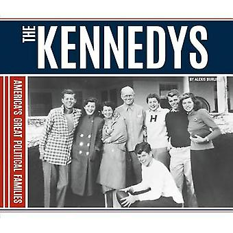 Kennedys by Alexis Burling - 9781624039096 Book