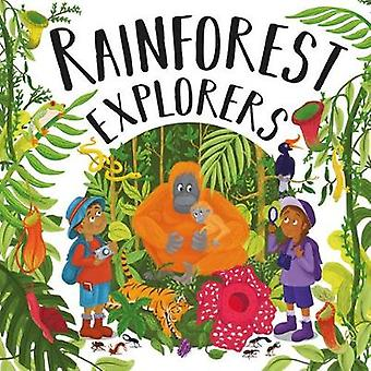Rainforest Explorers by Rainforest Explorers - 9781788109703 Book