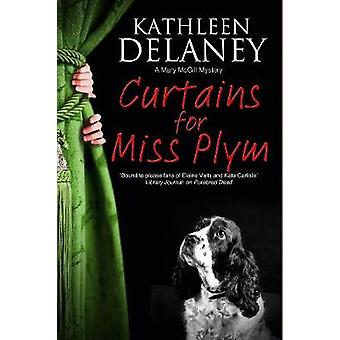 Curtains for Miss Plym - A Canine Mystery by Kathleen Delaney - 978184