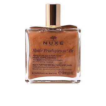 Nuxe Huile Prodigieuse Or 50ml Cosmetics New Womens Sealed Boxed