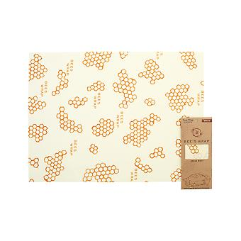 Beeswax Wraps Individual Bread Wrap Honeycomb