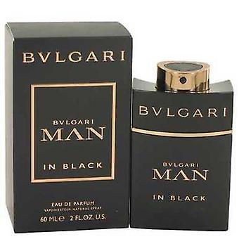 Bvlgari Mann In Schwarz von Bvlgari Eau De Parfum Spray 2 Oz (Männer) V728-530747