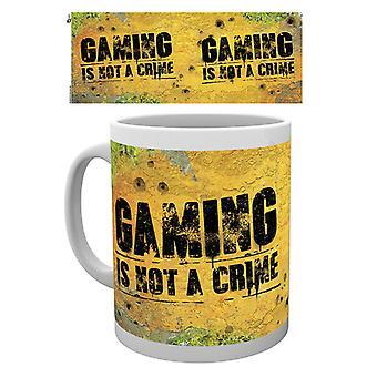 Spiel kein Verbrechen geschachtelt Trink Becher