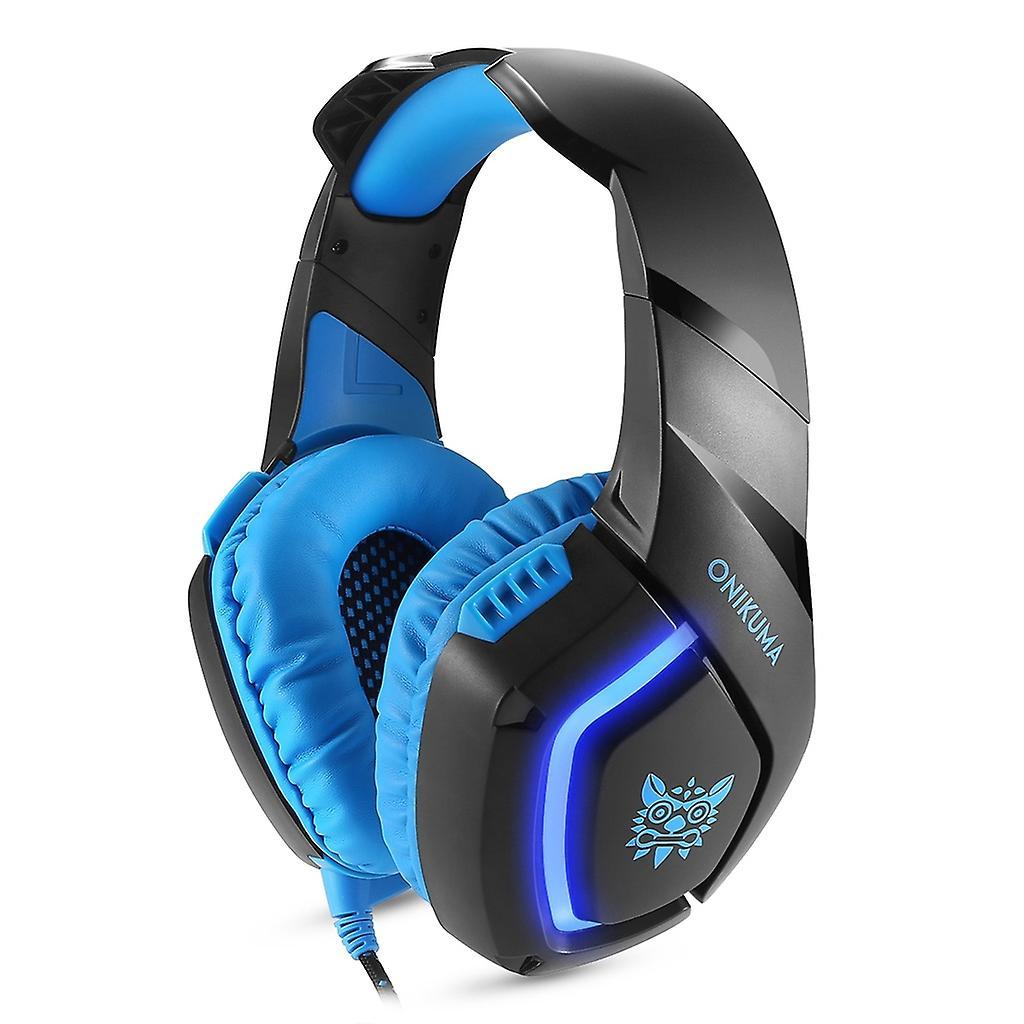 ONIKUMA K1B 3.5mm Stereo Gaming Headset med Mikrofon
