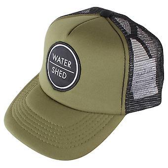 Watershed Classic Trucker Cap - Green/Black