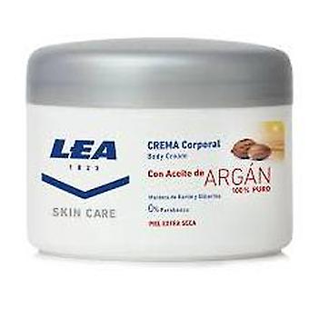 Lea Argan Body Lotion Skin Care New
