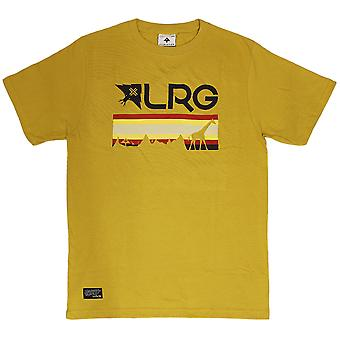 LRG Astro T-shirt krigare gul