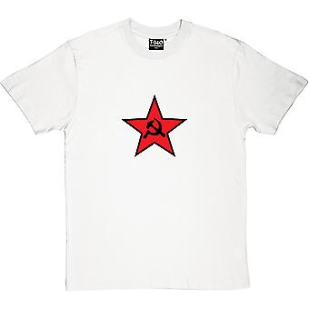 Hammer, Sickle and Star Men's T-Shirt