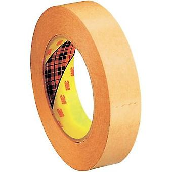 Double sided adhesive tape 3M 3M 9527 Cream (L x W) 50 m x 25 mm Natural rubber Content: 1 Rolls
