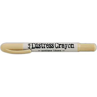 Tim Holtz Distress Crayons-Mermaid Lagoon TDB-48718
