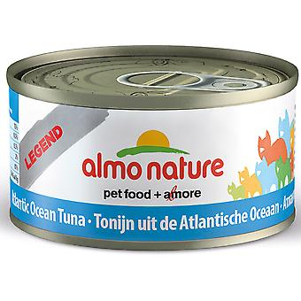 Almo Nature Hfc Natural Cat Adult Atlantic Tuna 70g (Pack of 24)