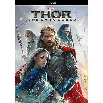 Thor: De donkere wereld [DVD] USA import