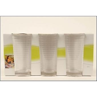 Cercles ensemble de 3 verres de 30cl