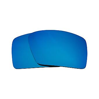 New SEEK Polarized Replacement Lenses for Oakley EYEPATCH 2 Blue Mirror