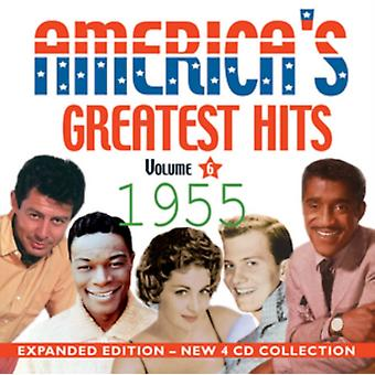 America's Greatest Hits 1955 by Various