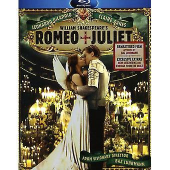 Romeo & Juliet (1996) [BLU-RAY] USA import