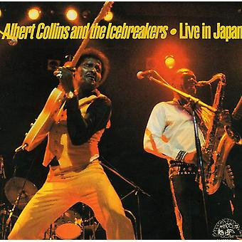Albert Collins - Live in Japan [CD] USA import