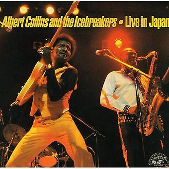 Leben Sie Albert Collins - in Japan [CD] USA import
