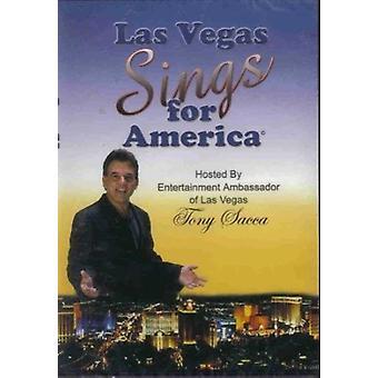 Las Vegas synger til Amerika [DVD] USA import