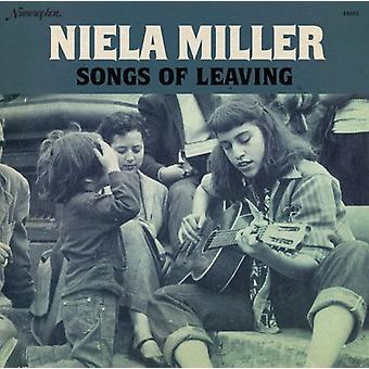 Niela Miller - sange af forlader [Vinyl] USA import