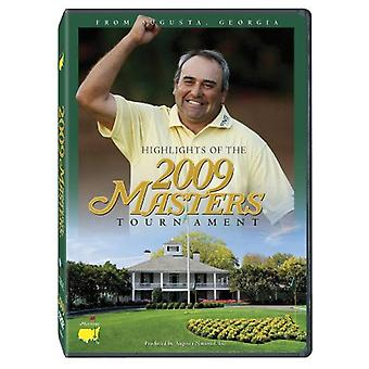 Masters-2009-Tournament Highlights [DVD] USA import