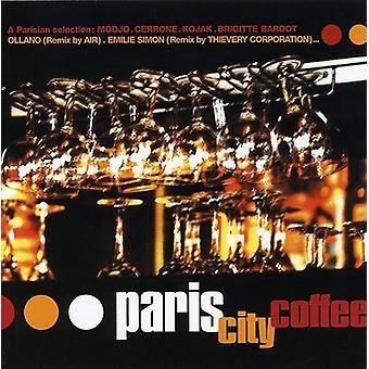 Sunnyside Cafe - Paris by kaffe [CD] USA import