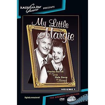Min lille Margie [DVD] USA importerer