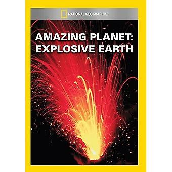 Amazing Planet: Explosive Erde [DVD] USA importieren