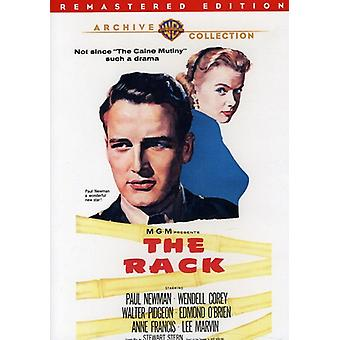 Rack (Remastered) [DVD] USA import
