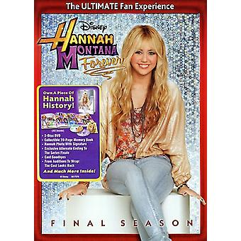 Hannah Montana Forever - Final Season [DVD] USA import
