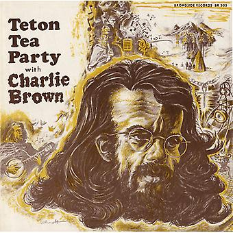 Charlie Brown - Teton Tea Party z importu USA Charlie Brown [CD]