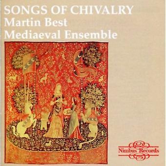 Martin beste Ensemble - nummers van ridderlijkheid [CD] USA import