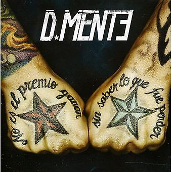 D-Mente - D-Mente [CD] USA import