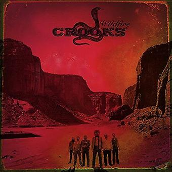 Crooks - Wildfire [CD] USA import