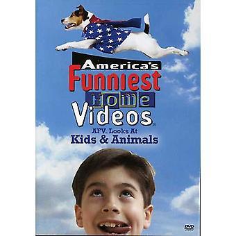 Ser på Kids & dyr [DVD] USA import