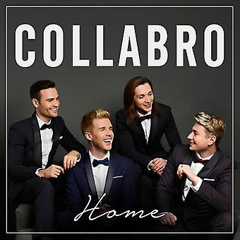 Collabro - Home [CD] USA import