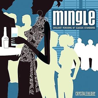 Crystal Theory - Mingle [CD] USA import