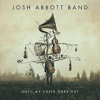 Abbott * Josh - jusqu'à ce que ma voix va sur [CD] USA import
