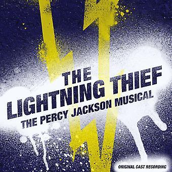 Lyn tyv - Percy Jackson musikalske / O.C.R. - lyn tyv - Percy Jackson musikalske / O.C.R. [CD] USA import