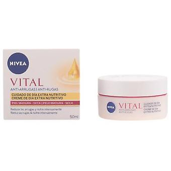 Nivea Nivea Vital 50 Nourishing Day Argan Oil (Cosmetics , Facial , Moisturizers)