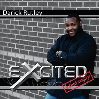 Darick Rutley - Excited [CD] USA import