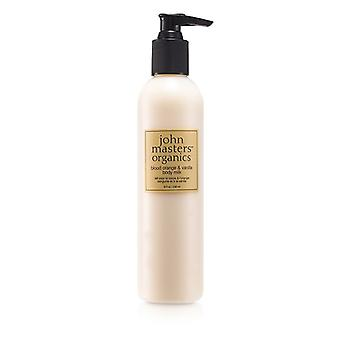 John Masters Organics Blood Orange & Vanilla Body mælk 236ml / 8oz