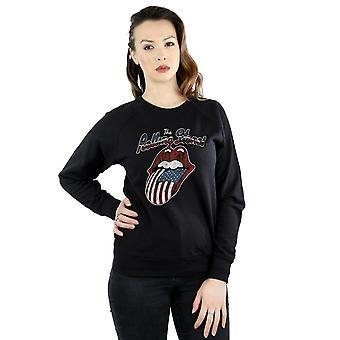 Rolling Stones kvinders Tour Of America Sweatshirt