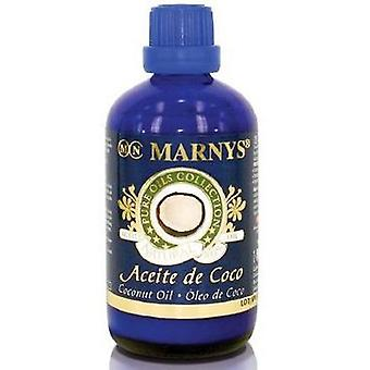 Marny's Coconut Oil 100Ml. (Cosmetics , Body  , Facial , Moisturizers)