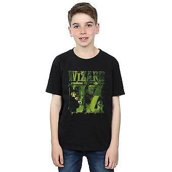 Wizard of Oz Boys Wicked Witch Logo T-Shirt